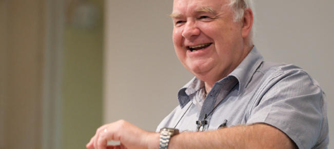 Professor John Lennox and the life and book of Daniel