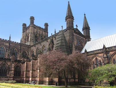Police find stolen Chester Cathedral artefacts