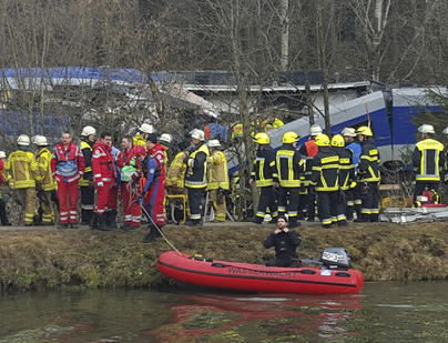 "Family ""devastated"" as Christian man in Germany train crash fights for his life"