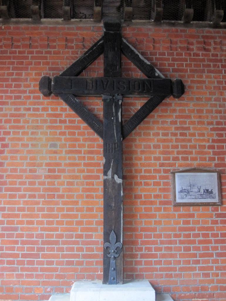 New Protection For Church Somme Memorials