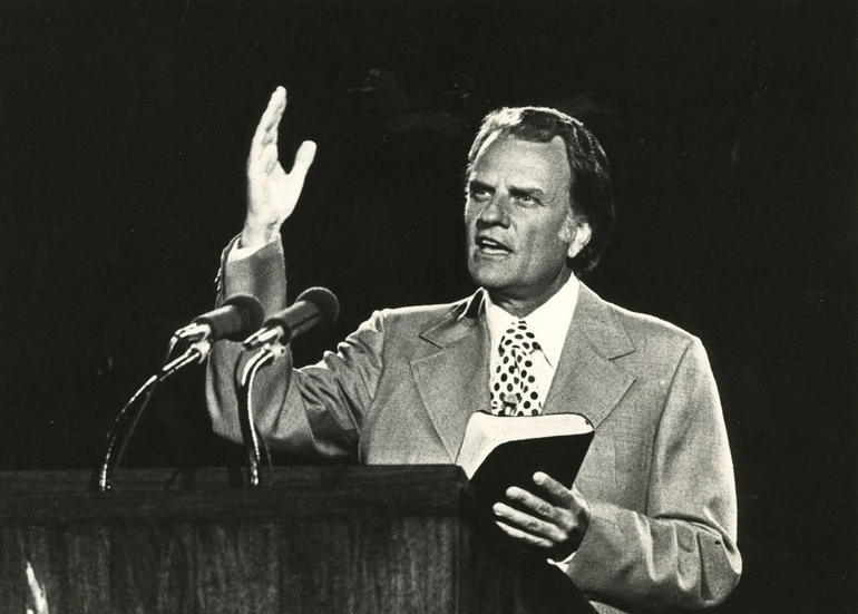 rev billy graham a life in pictures
