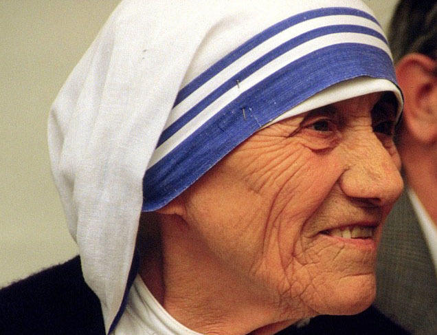 an analysis of the topic of the woman mother teresa Mother teresa: an example of servant leadership essay biography of mother teresa mother teresa was a wonderful woman and a great critical analysis of.