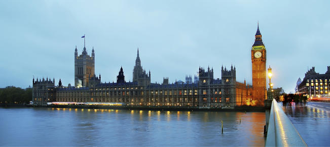 Parliament - Copyright Image Broker / REX