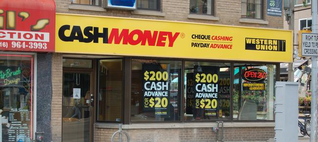 Western finance payday loan photo 4