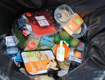 Tearfund encourages churches to play their part in reducing global food waste