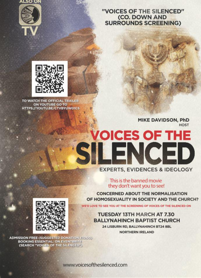 Facebook/Voices of the silenced