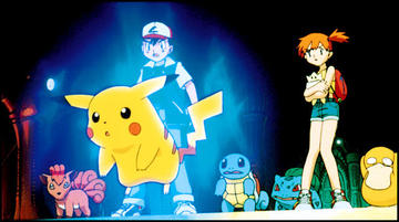 © 1999 - Warner Brothers - Pokémon: The First Movie - Mewtwo Strikes Back - IMDb