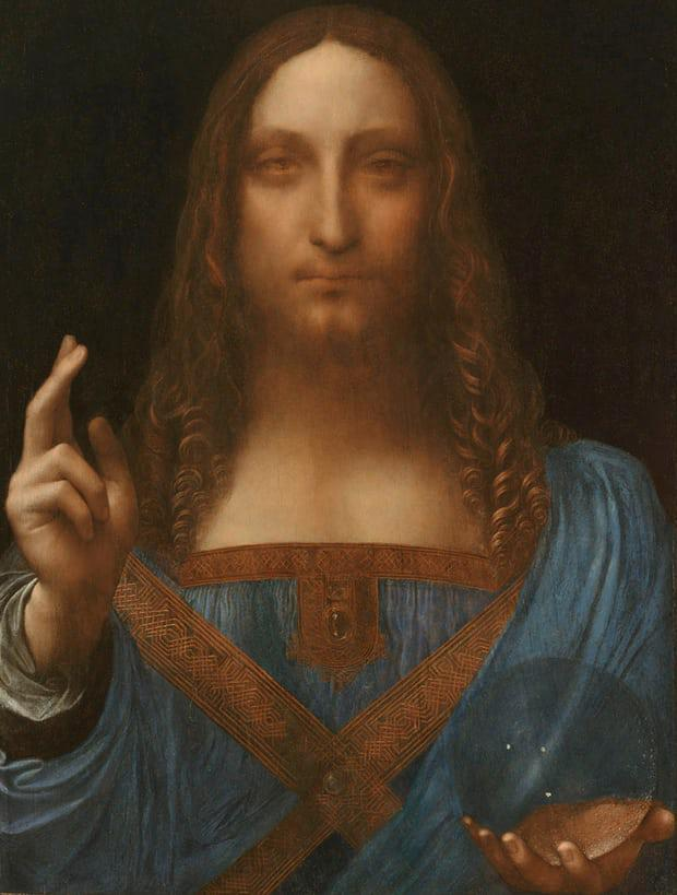 Saudi crown prince may be mystery buyer of Christ painting by Leonardo da Vinci